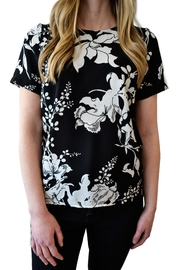 Vero Moda S/s Floral Top - Product Mini Image