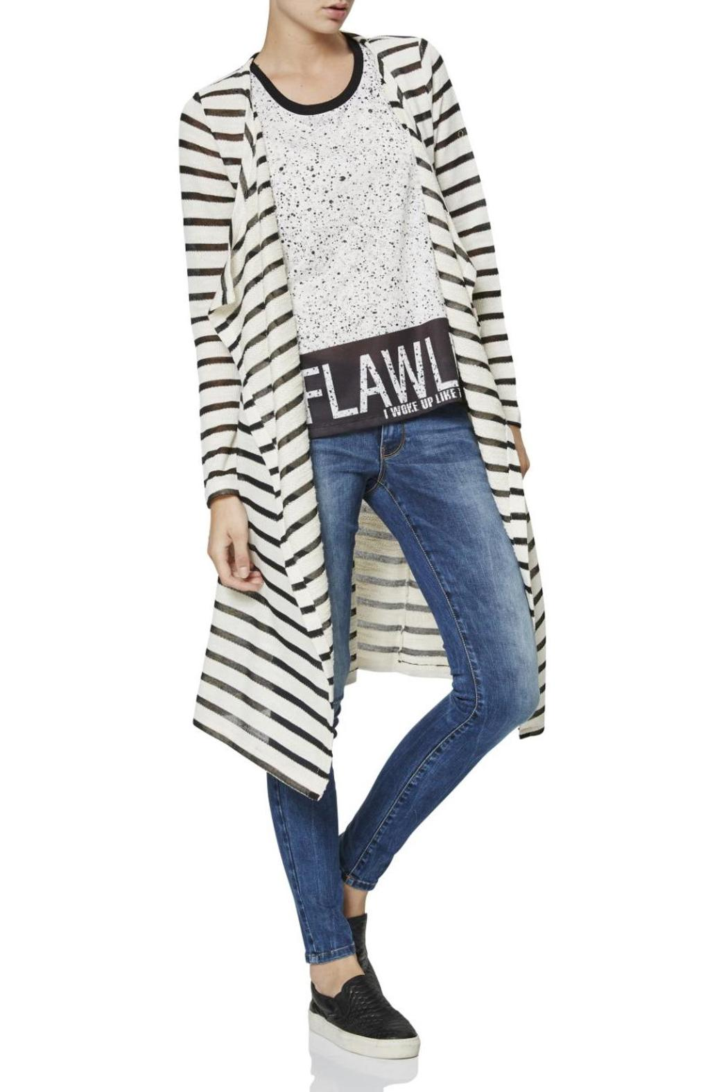 Vero Moda Striped Maxi Cardigan from Canada by Jenny Joans ...