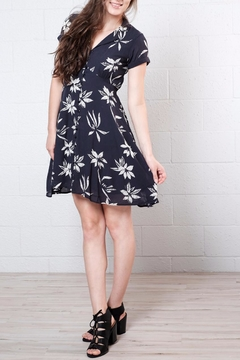 Shoptiques Product: Tropical Shirt Dress