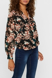 Vero Moda Wrap Top - Front cropped