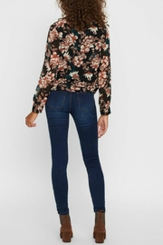 Vero Moda Wrap Top - Front full body