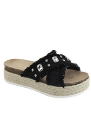 Verona Collections  Denim Birkenstock - Product Mini Image