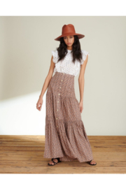 Veronica Beard Sundace Skirt - Front full body