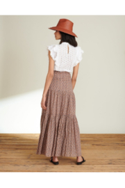 Veronica Beard Sundace Skirt - Side cropped