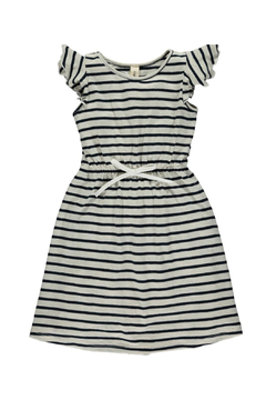 Vignette Veronica Stripped Jersey Dress - Product List Image