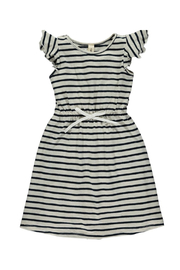 Vignette Veronica Stripped Jersey Dress - Product Mini Image