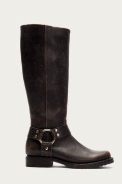Shoptiques Product: Veronica Harness Tall Boot