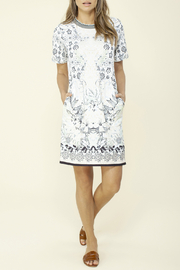 Hale Bob Veronica Jersey Dress - Product Mini Image