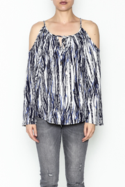 Veronica M Amy Cold Shoulder Top - Front full body