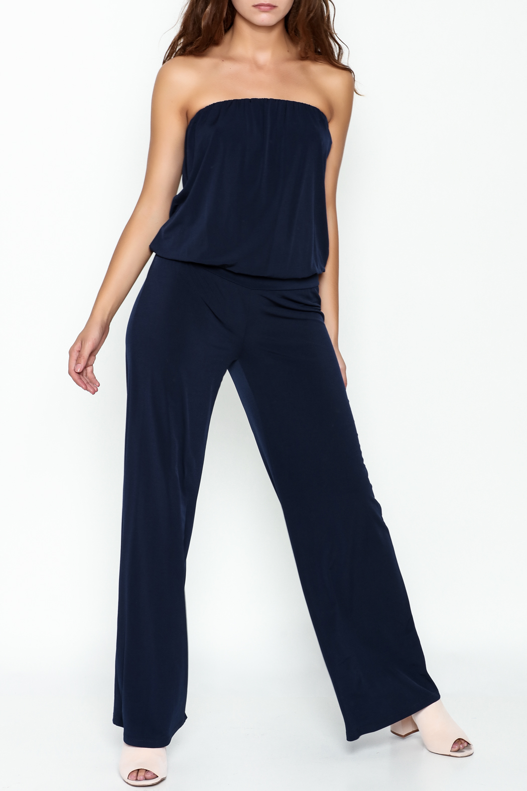 Veronica M Jane Jumpsuit - Front Cropped Image