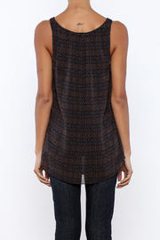 Veronica M Layered Tank - Back cropped