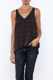 Veronica M Layered Tank - Front cropped