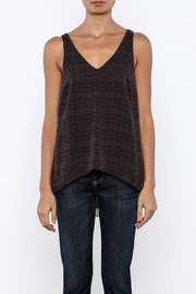 Veronica M Layered Tank - Side cropped