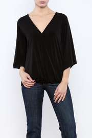 Veronica M Versatile Surplus Top - Front cropped