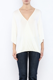 Veronica M Versatile Surplus Top - Side cropped