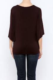 Veronica M Versatile Surplus Top - Back cropped