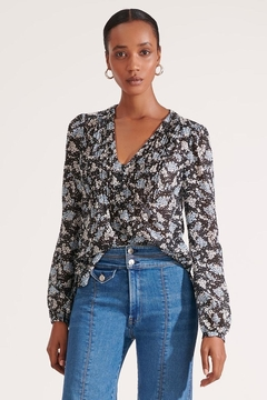 Veronica Beard Lowell Blouse - Product List Image