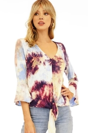 Veronica M Bell Sleeve Top - Product Mini Image