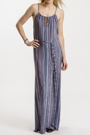 Veronica M Classic Stripe Maxi Dress - Product Mini Image