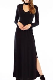 Veronica M Jessica Choker Collar Dress - Product Mini Image