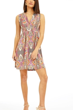Veronica M Penelope Surplice Dress - Product List Image