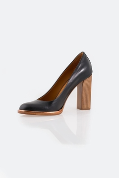 Shoptiques Product: Veronique Block Heel