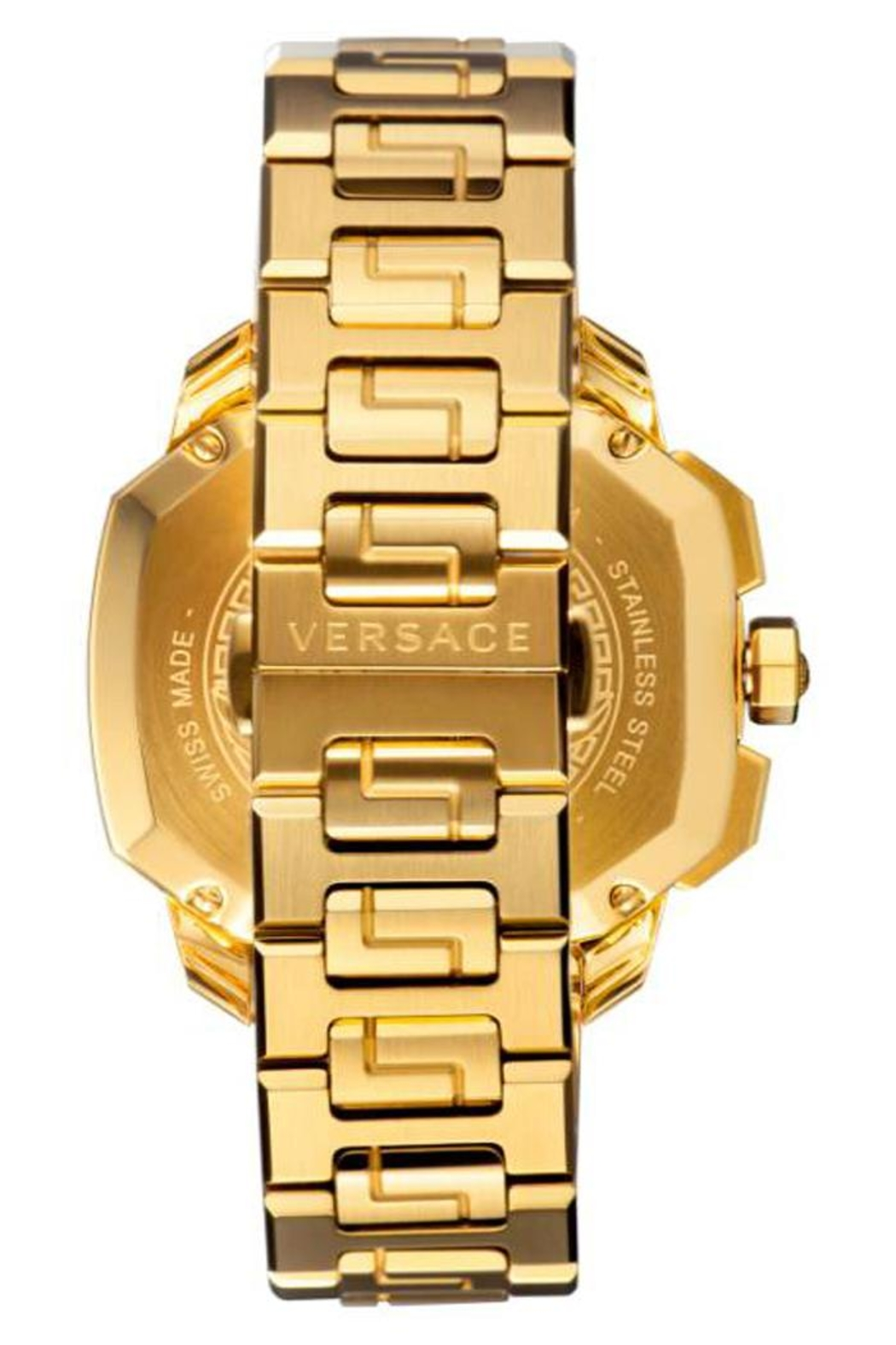 Versace Gold Watch - Front Full Image