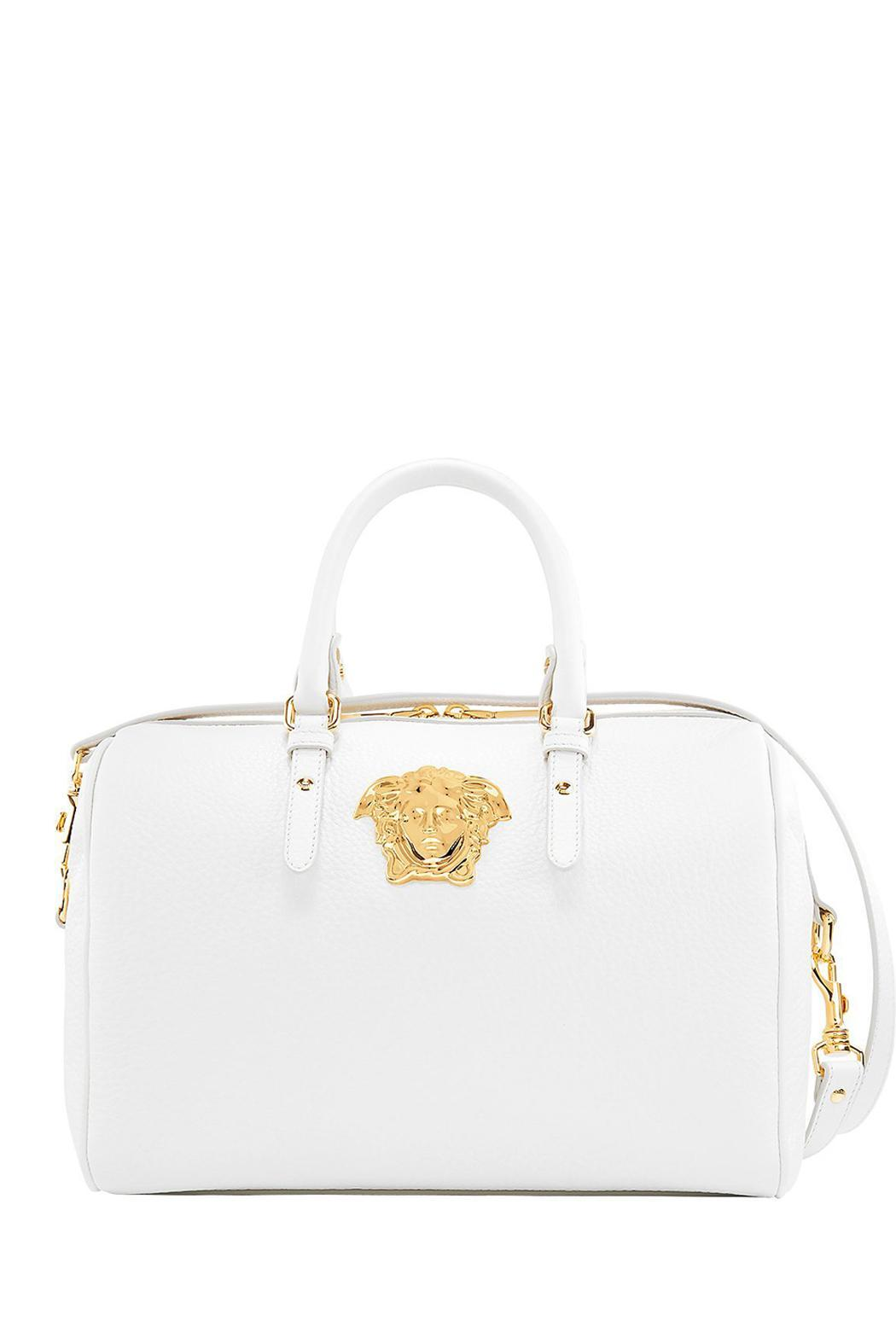 cc137487025c Versace Palazzo Duffle Bag from Atlantic City by Eleganza — Shoptiques