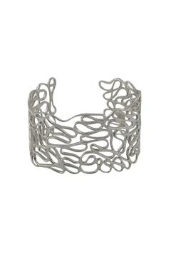 Shoptiques Product: Labyrinth Cuff Bracelet