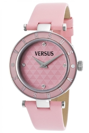 VERSUS by Versace Versus Pink Watch - Product Mini Image