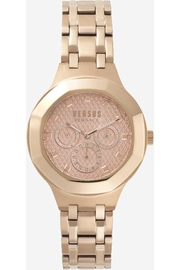 VERSUS by Versace Versus Rosegold Watch - Product Mini Image
