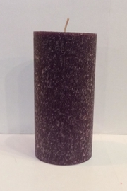 Root Candle Vert Violet 3x6 - Product Mini Image