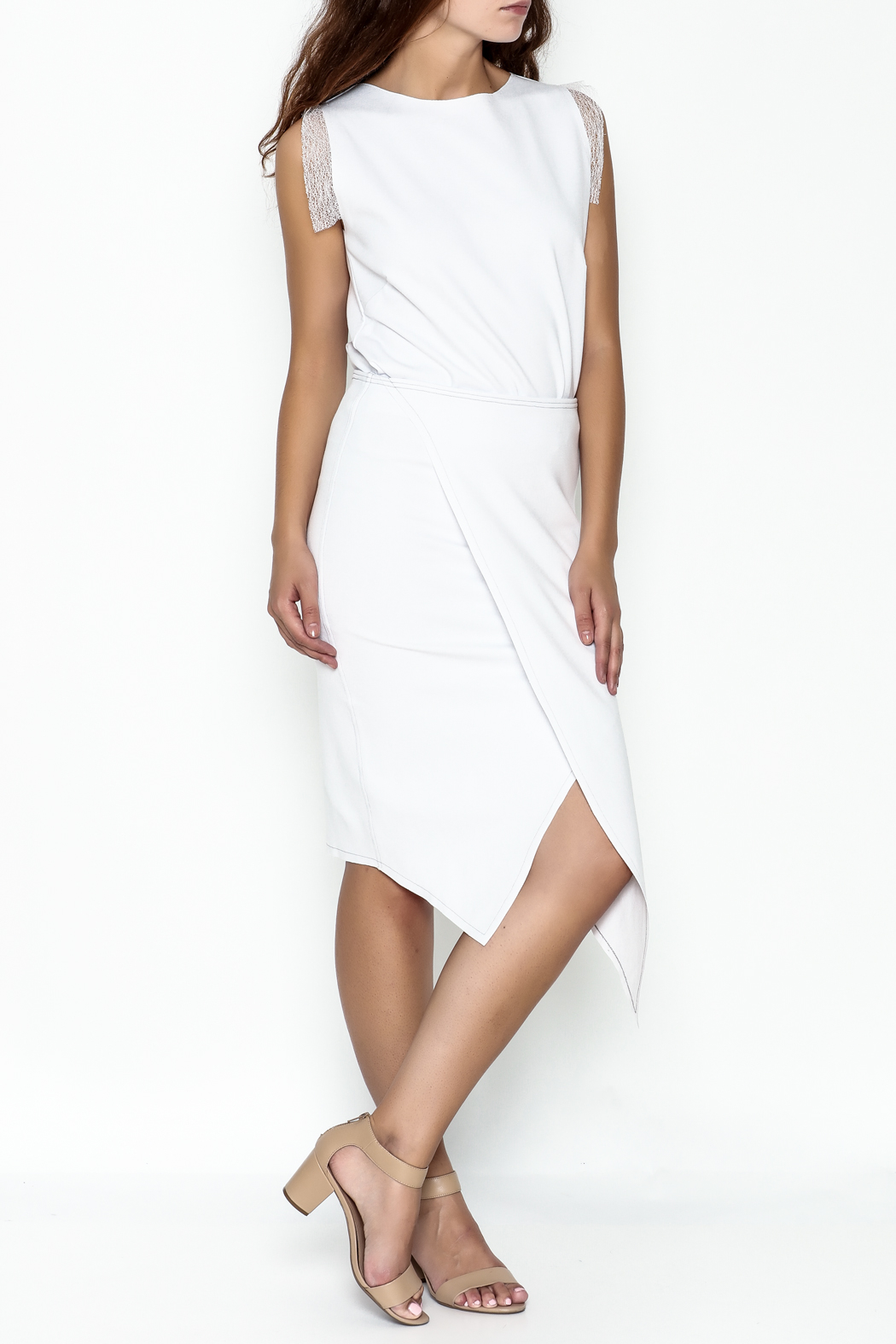 Vertex Dina Skirt - Side Cropped Image
