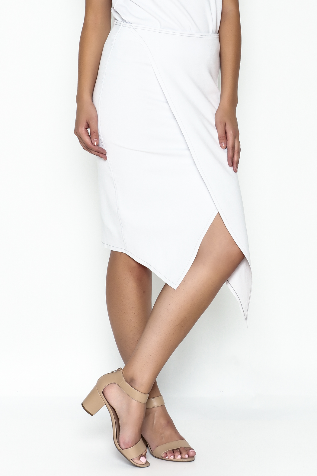 Vertex Dina Skirt - Front Cropped Image