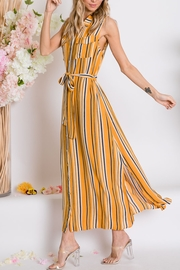 Lyn -Maree's Vertical Stripe Maxi - Product Mini Image