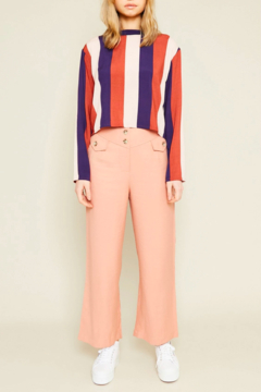 Native Youth Vertical-Stripe Paavo Top - Alternate List Image