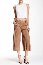 Vertigo Faux Suede Pants - Product Mini Image