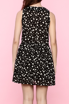 Shoptiques Product: Black Heart Dress
