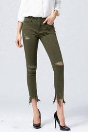 Vervet Cropped Skinny Jeans - Product Mini Image