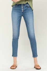 Vervet Haylie High-Rise Skinny - Product Mini Image