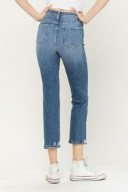 Vervet High-Rise Distressed Jeans - Other