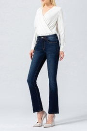Vervet High-Rise Mini-Bootcut Jean - Product Mini Image