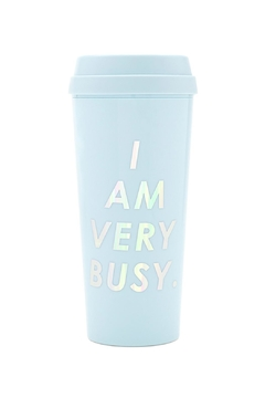 Shoptiques Product: Very Busy Mug
