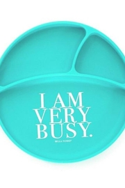 Bella Tunno Very Busy Plate - Front cropped