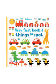 Usborne Very First Book Of Things To Spot - Product Mini Image