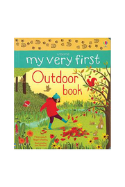 Usborne Very First Outdoor Book - Product Mini Image