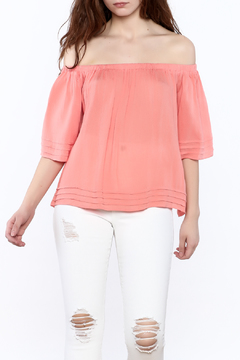 Very J Bell Sleeve Top - Product List Image