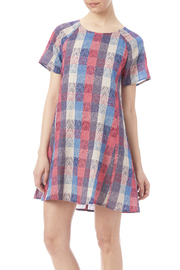 Very J Checkered Dress - Product Mini Image