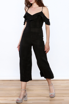 Shoptiques Product: Cold Shoulder Jumpsuit