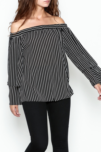 Very J Off The Shoulder Top - Main Image